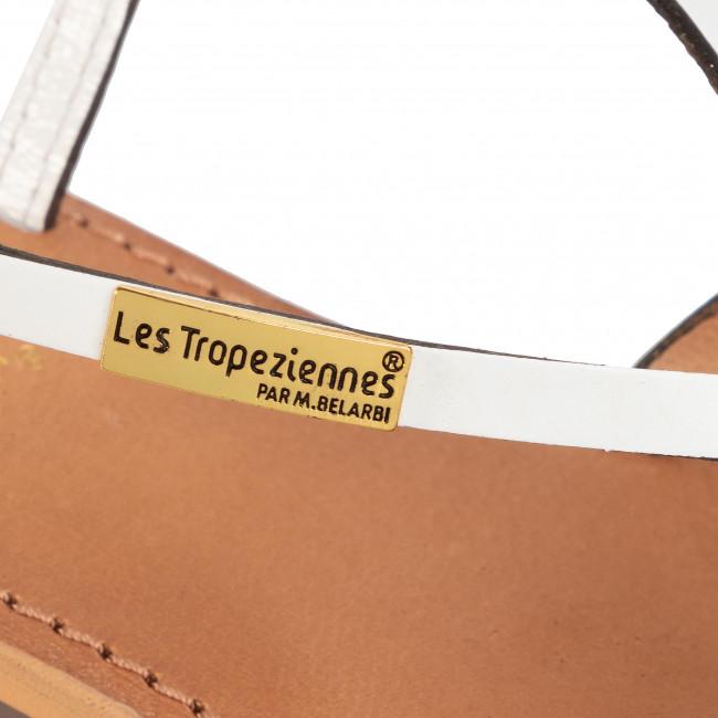 Sandali LES TROPEZIENNES - Monaclou C23382 White