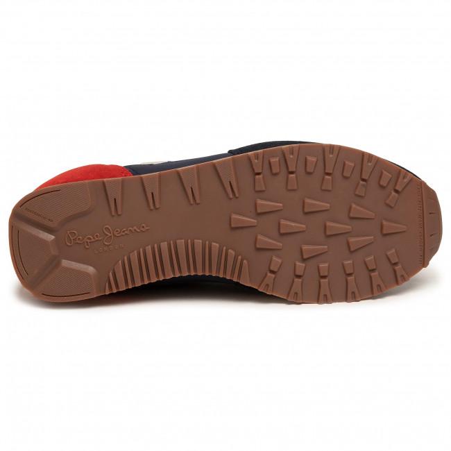 Sneakers PEPE JEANS - Klein Archive Summer M PMS30610 Marine 585 - Sneakers - Scarpe basse - Uomo