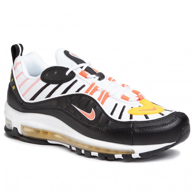 Scarpe NIKE Air Max 98 640744 016 BlackBright CrimsonWhite