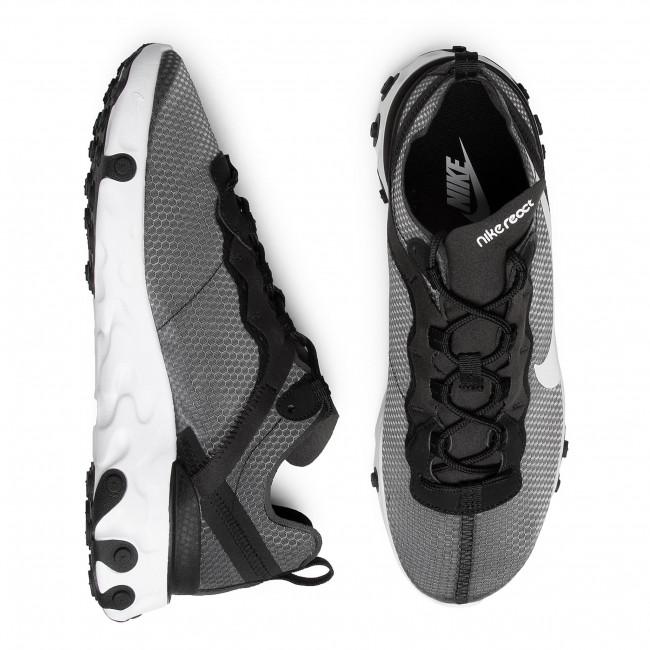Scarpe NIKE - React Element 55 Se CI3831 002 Black/White - Sneakers - Scarpe basse - Uomo