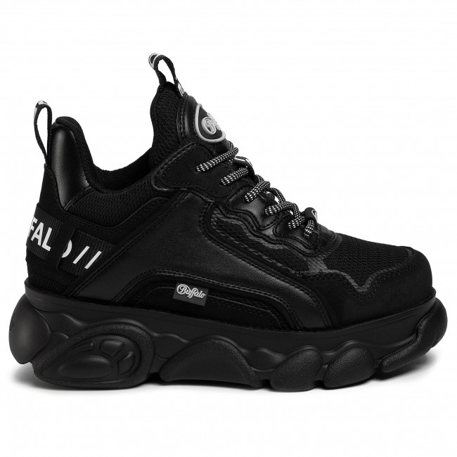 Sneakers BUFFALO - Cld Chai BN16301901 Black - Sneakers - Scarpe basse - Donna