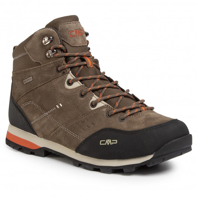 Scarpe da trekking CMP - Alcor Mid Trekking Shoes Wp 39Q4907  Wood P961