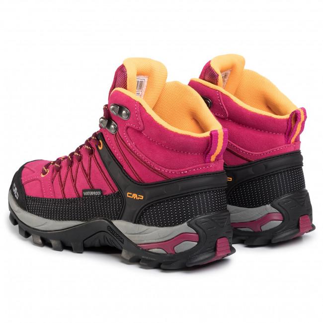 Scarpe da trekking CMP Rigel Mid Wmn Trekking Shoes Wp 3Q12946 BouganvilleGoji 06HE