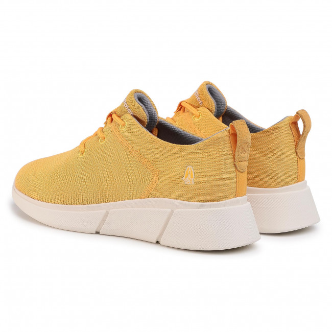 Sneakers HUSH PUPPIES - Makenna Laceup HW06599 Golden Rod Knit 720 - Sneakers - Scarpe basse - Donna