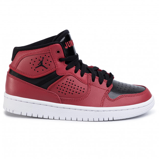 Scarpe NIKE - Jordan Access (GS) AV7941 601 Gym Red/Black/White - Sneakers - Scarpe basse - Donna