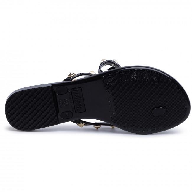 Infradito MELISSA - Harmonic Studs Ad 32855 Black/Gold 50919 - Infradito - Ciabatte e sandali - Donna