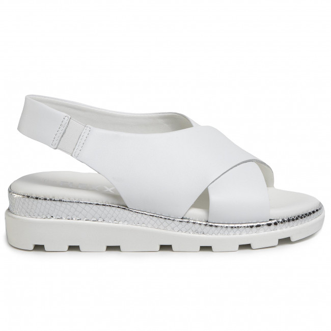 Sandali THE FLEXX - Lynn D1507/29 White