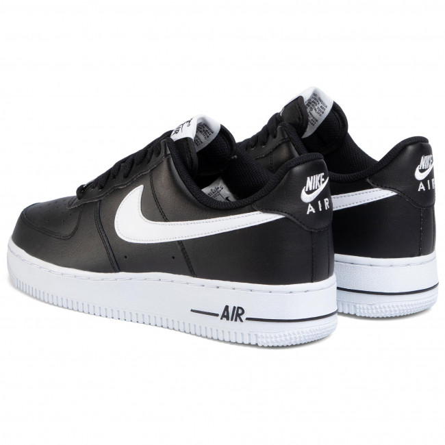 Scarpe NIKE Air Force 1'07 An20 CJ0952 001 BlackWhite