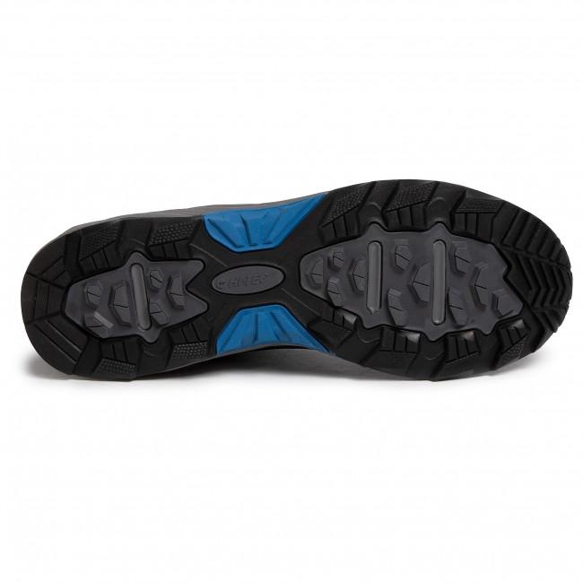 Scarpe HI-TEC - Grymes AVS-SS20-HT-01-Q1 Navy/Lake Blue/Black - Scarpe da trekking e scarponcini - Scarpe basse - Uomo