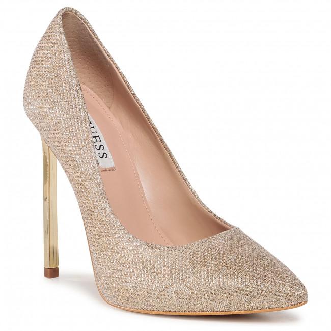 Scarpe stiletto GUESS - Edma3 FL7ED3 FAB08 GOLD