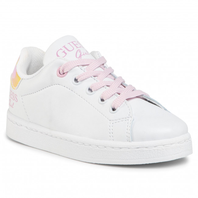 Sneakers GUESS - Lucy FI7LUC ELE12 WHITE