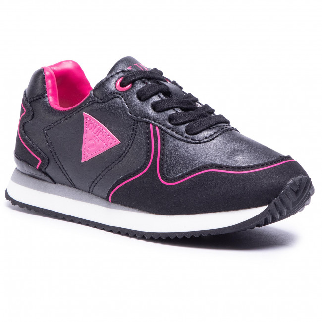 Sneakers GUESS - Tessa FI7TES ELE12 BLACK