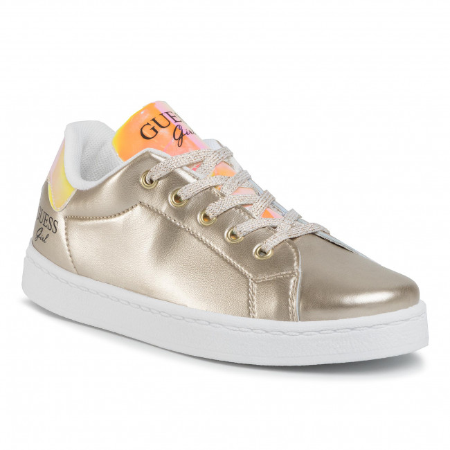 Sneakers GUESS - Lucy FJ7LUC ELE12 GOLD
