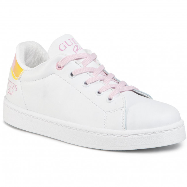 Sneakers GUESS - Lucy FJ7LUC ELE12  WHITE