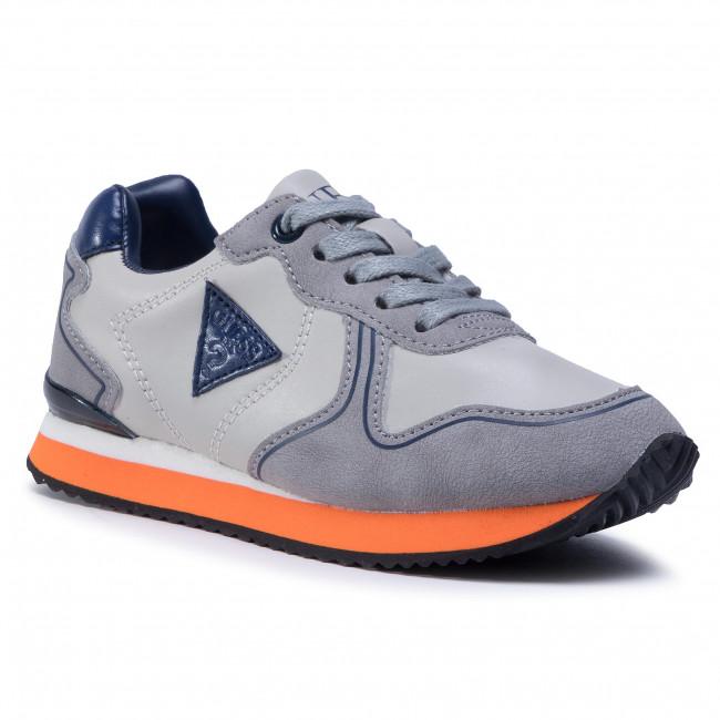 Sneakers GUESS - Glorym Jr FI7GLR ELE12 DGREY