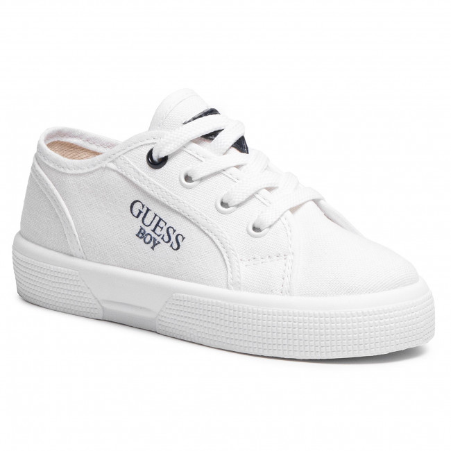 Sneakers GUESS - Piumo FI7PIO FAB12 WHITE