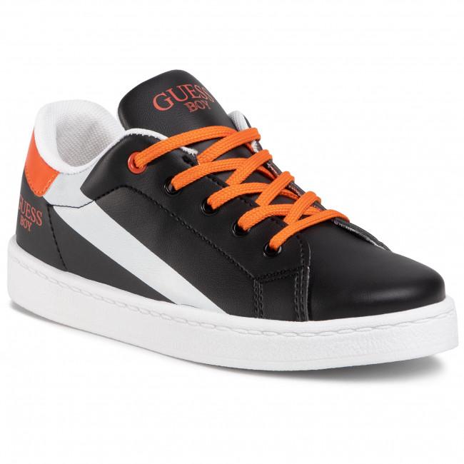Sneakers GUESS - Luiss Jr FJ7LSS ELE12 BLACK