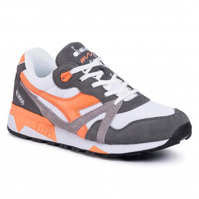 Sneakers DIADORA N9000 III 501.171853 01 C7940 WhiteCharcoal GrayNecta