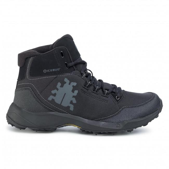 Scarpe da trekking ICEBUG - Lien M F13024-0A Black - Scarpe da trekking e scarponcini - Stivali e altri - Uomo