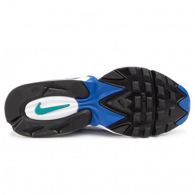 Scarpe NIKE - Air Max Triax CD2053 106 White/Varsity Royal/Black - Sneakers - Scarpe basse - Uomo