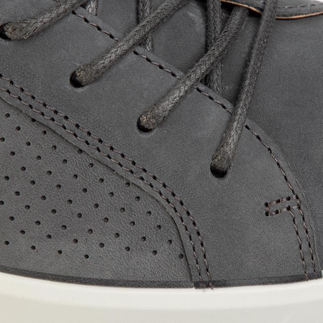 Sneakers Ecco - Soft 8 M 45088402308 Magnet Scarpe Basse Uomoescarpe.it aexrc
