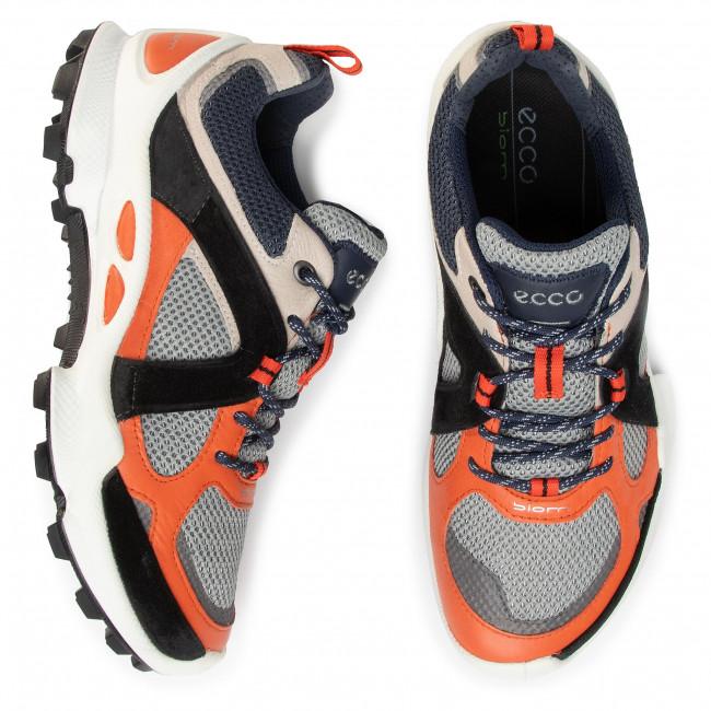 Sneakers ECCO - Biom C-Trail M 80310451829 Fire/Gravel/Wild Dove - Sneakers - Scarpe basse - Uomo