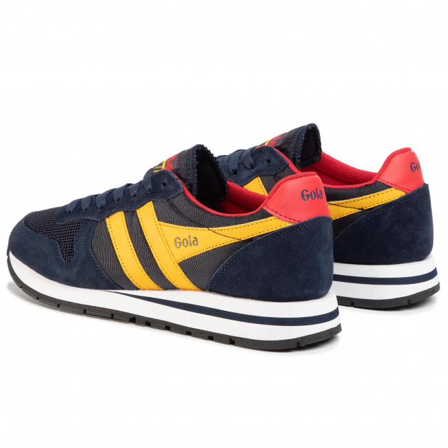 Sneakers Gola - Daytona Cma592 Navy/sun/red Scarpe Basse Uomoescarpe.it yBSnM