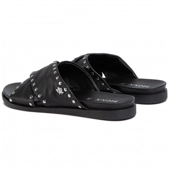 Ciabatte MEXX - Eriwan MXCY0011W Black 1000 - Ciabatte da giorno - Ciabatte - Ciabatte e sandali - Donna