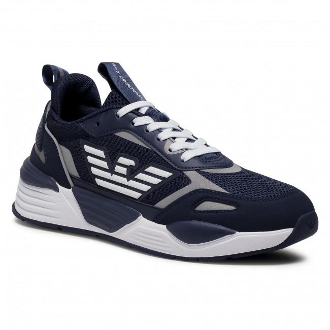 Sneakers EA7 EMPORIO ARMANI - X8X070 XK165 N527  Navy/White