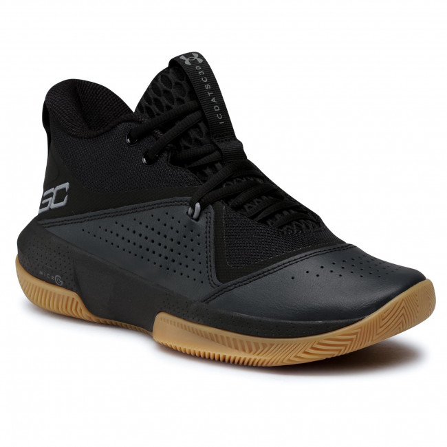 Scarpe UNDER ARMOUR - Ua Sc 3Zero IV 3023917-003 Blk