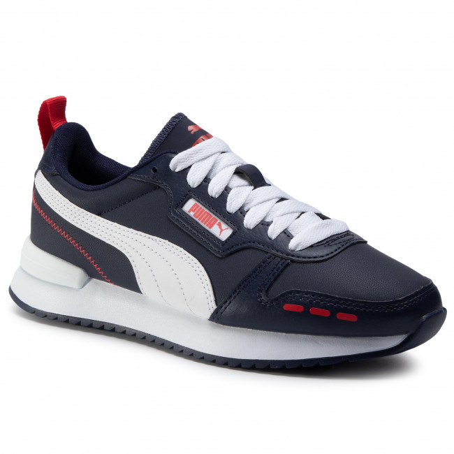 Sneakers PUMA - R78 Sl Jr 374428 03 Peacoat/White/High Risk Red