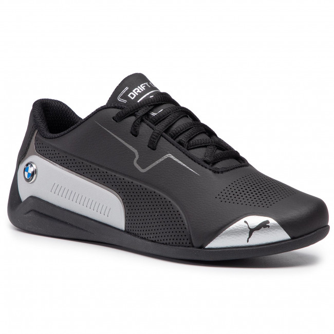 Sneakers PUMA BMW MMS Drift Cat 8 Jr 339979 01 Puma BlackPuma Silver