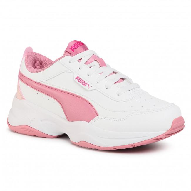 Sneakers PUMA - Cilia Mode 371125 07 White/Foxglove/Peachskin