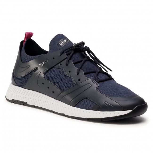 Sneakers BOSS - Titanium 50432770 10227343 01 Dark Blue 406