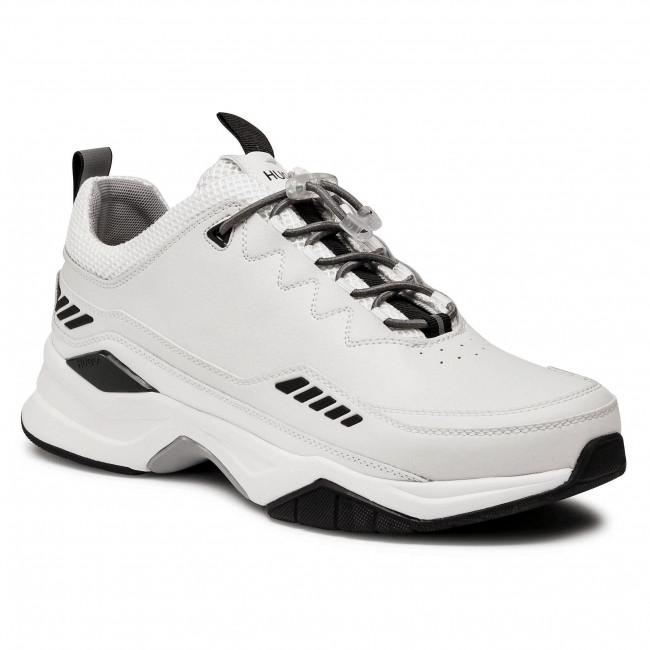 Sneakers HUGO - Block 50433625 10220030 01 Open White 120