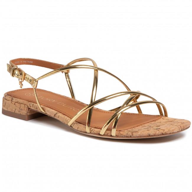 Sandali TORY BURCH - Penelope 74013 Gold/Natural 990