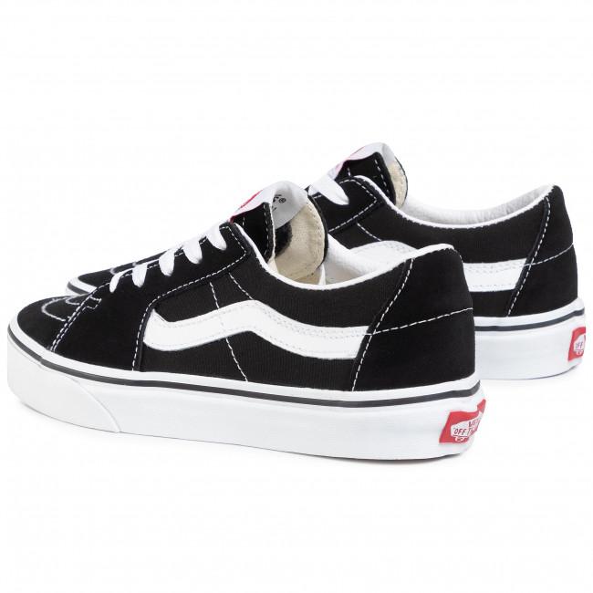 Scarpe sportive VANS - Sk8-Low VN0A4UUK6BT1 Black/True White