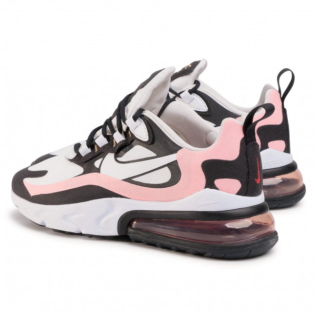 Scarpe NIKE - Air Max 270 React AT6174 005 Black/White/Bleached Coral