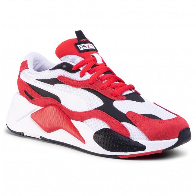 Sneakers PUMA - Rs-X³ Super 372884 01  Puma White/High Risk Red