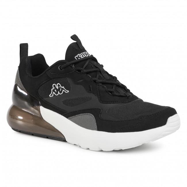 Sneakers KAPPA - Durban 242914  Black/White 1110