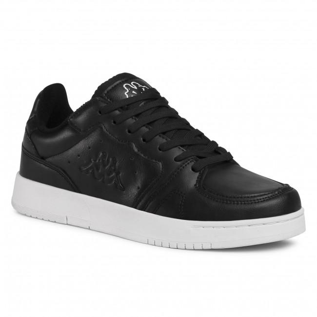 Sneakers KAPPA - Albi 242915  Black/White 1110