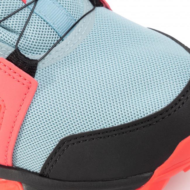 Scarpe Adidas - Terrex Agravic Boa R.rdy Eh2687 Grey/red/pink Da Trekking E Scarponcini Basse rPBBR