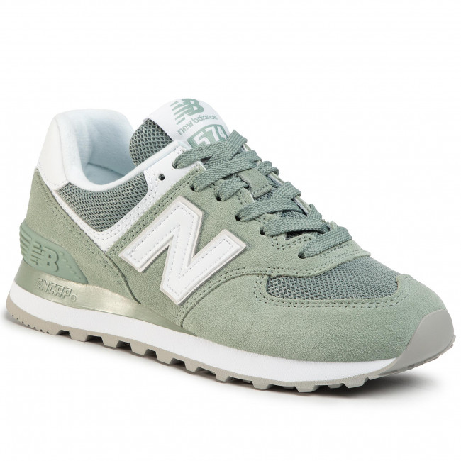 Sneakers NEW BALANCE - WL574OAD Verde