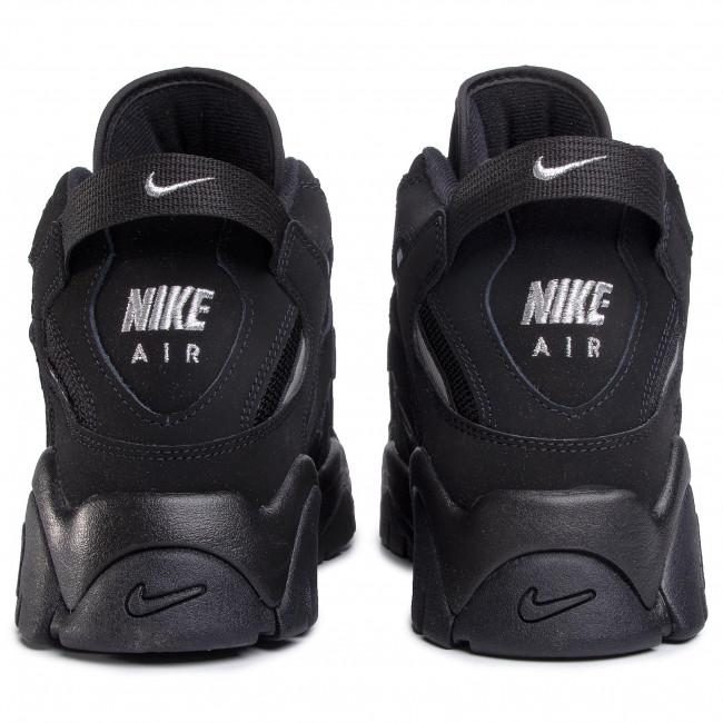 Scarpe NIKE - Air Barrage Mid AT7847 002 Black/Black/Black - Sneakers - Scarpe basse - Uomo