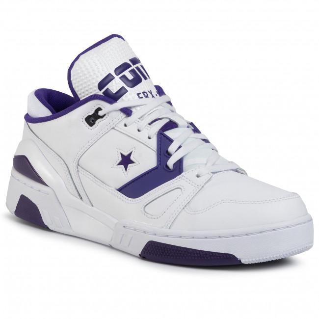Sneakers CONVERSE - Erx 260 Ox 165910C White/Court Purple/White