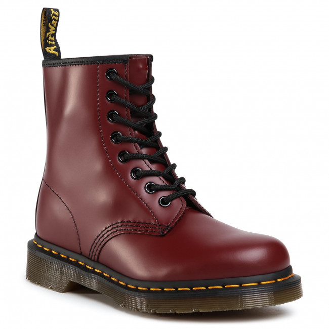 Anfibi DR. MARTENS - 1460 Smooth 11822600 Cherry Red