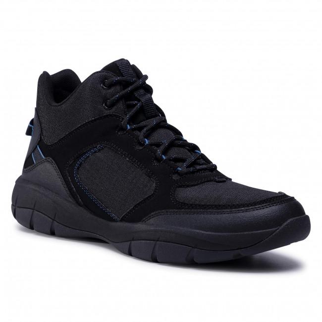 Sneakers CLARKS - Ervin Mid 261536227 Black