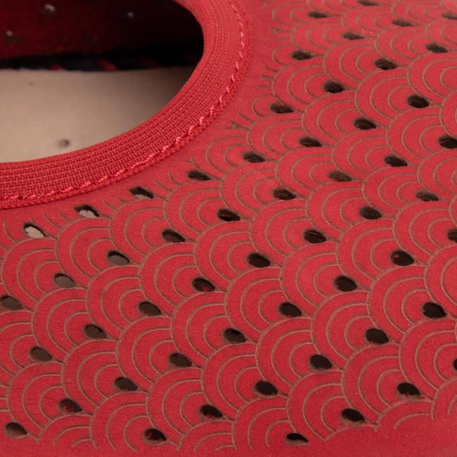 Scarpe basse CAPRICE - 9-24554-24 Red Nubuck 544 - Basse - Scarpe basse - Donna