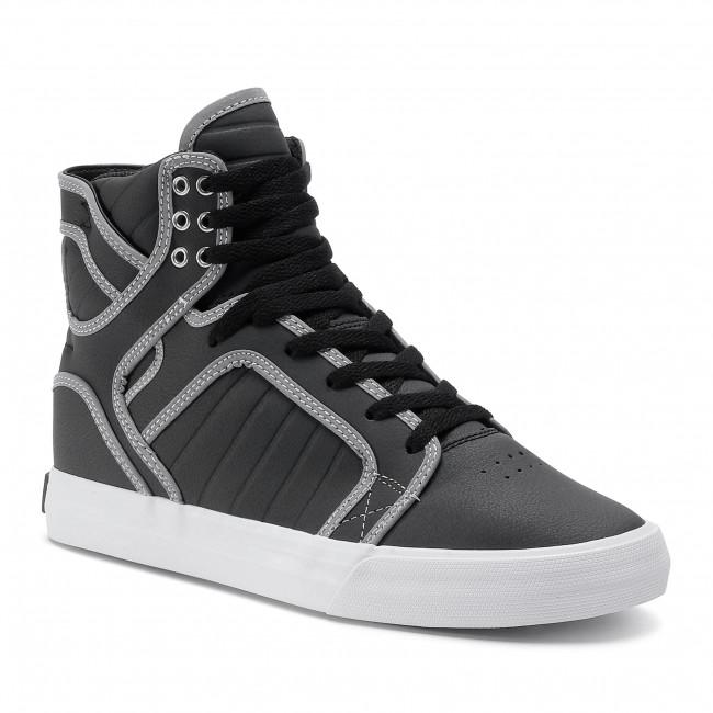 Sneakers SUPRA - Skytop 08003-033-M Black/Reflect/White