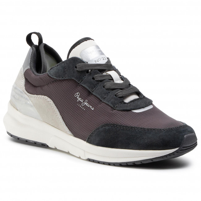 Sneakers PEPE JEANS - N22 Summer PBS30446 Antracite 982